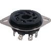 Socket - 8 Pin, Plastic, MIP image 1