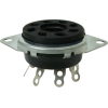 Socket - 8 Pin, Phenolic image 1