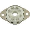 "Socket - 8 pin octal, 1"" with bracket image 3"