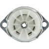 Socket - 9 Pin, Ceramic with Center Shield and Shield Base image 3
