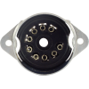 Socket - 9 Pin, Miniature, with Shielded Base image 2