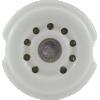 Socket - 9 Pin, Miniature, Ceramic PC, China image 2