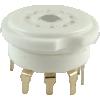 Socket - 9 Pin, Miniature, Ceramic PC, China image 4