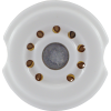 Socket - 9 Pin, Miniature, Ceramic PC, China image 5