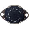 Socket - 9 Pin, Plastic, Black image 3