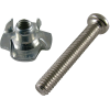 "Screw - 1"", Phillips, Pan Head, Matching T-Nut image 1"