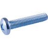 Screw - 10/32, Phillips, Pan Head, Machine, Zinc, Package of 5 image 3