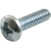 Screw - 6/32, Phillips, Pan Head, Machine, Zinc image 3