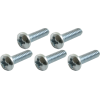 Screw - 6/32, Phillips, Pan Head, Machine, Zinc image 6