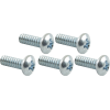 Screw - 6/32, Phillips, Pan Head, Machine, Zinc image 5