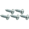Screw - #8, Phillips, Pan Head, Self-Tapping, Zinc image 3