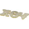 Logo - Vox, Gold, Large image 2