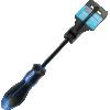 Tool - Cruz Tools, GrooveTech Truss Rod Driver, Standard/Cheater image 1