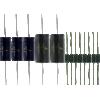 Cap Set - for Fender Super Reverb AB763 (Black face) image 1