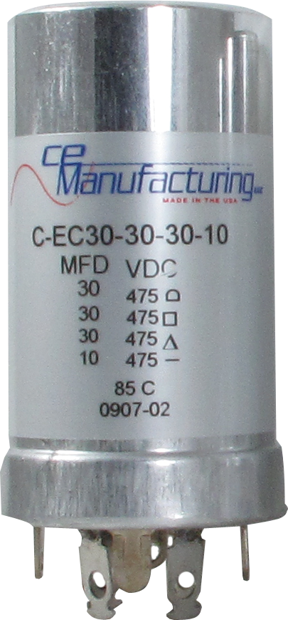 Capacitor Ce Mfg 475v 30 30 30 10 181 F Electrolytic